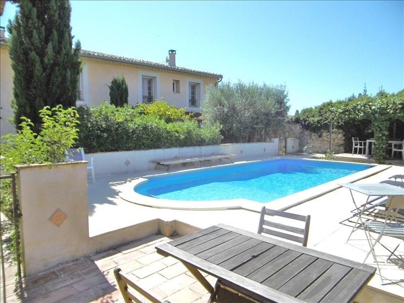 Vente de prestige maison / villa Vauvert 625000€ - Photo 1