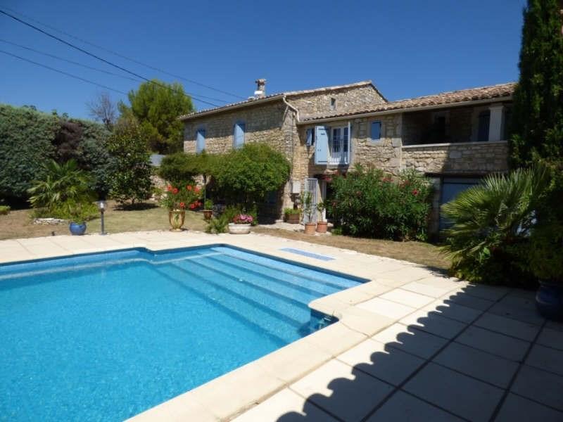 Immobile residenziali di prestigio casa Goudargues 579000€ - Fotografia 13