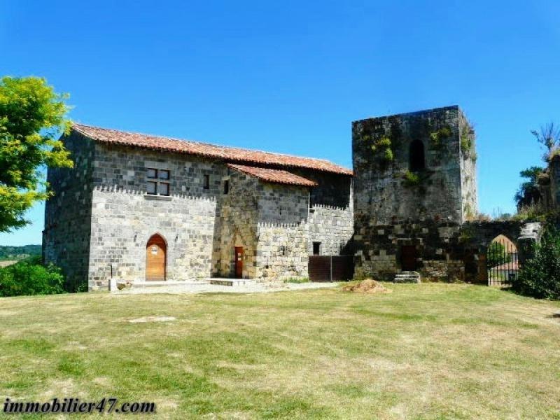 Vente de prestige château Prayssas 474000€ - Photo 1