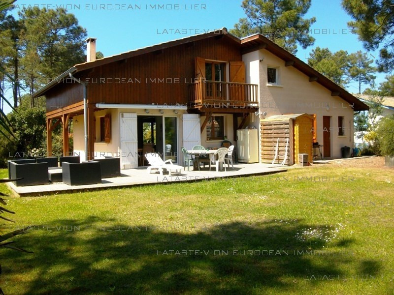 Vacation rental house / villa Lacanau ocean 565€ - Picture 1