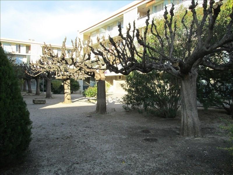 Vente appartement Carpentras 91800€ - Photo 1