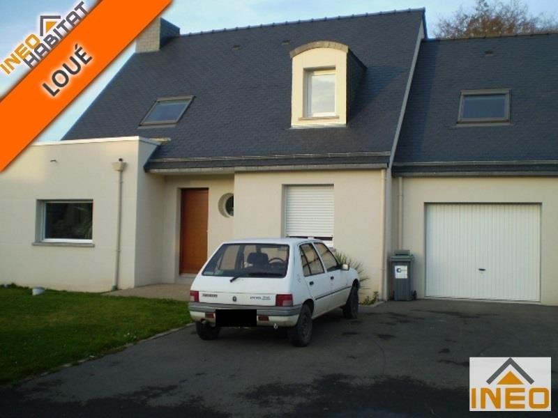 Location maison / villa La meziere 990€ CC - Photo 1