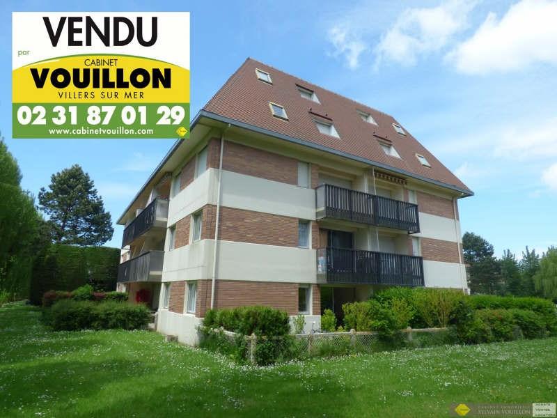 Revenda apartamento Villers sur mer 123000€ - Fotografia 1