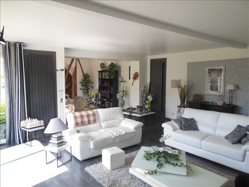 Sale house / villa Belbeuf 379000€ - Picture 3