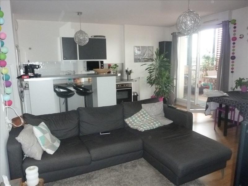 Rental apartment Lieusaint 877€ CC - Picture 1