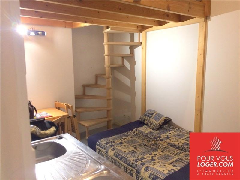 Rental apartment Boulogne sur mer 295€ CC - Picture 1
