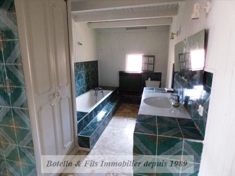 Sale house / villa Uzes 229000€ - Picture 7