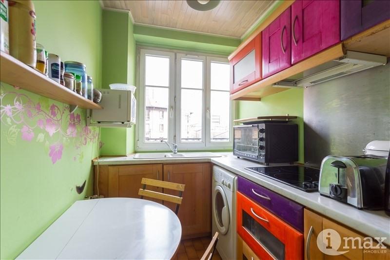 Sale apartment Paris 18ème 420000€ - Picture 4