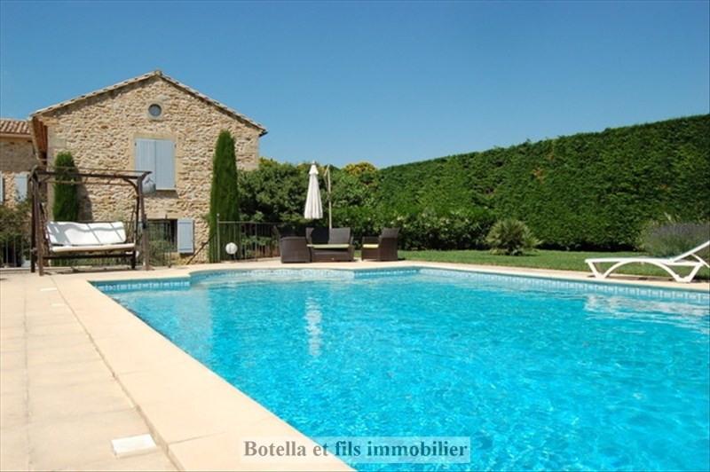 Verkauf von luxusobjekt haus Uzes 945000€ - Fotografie 10