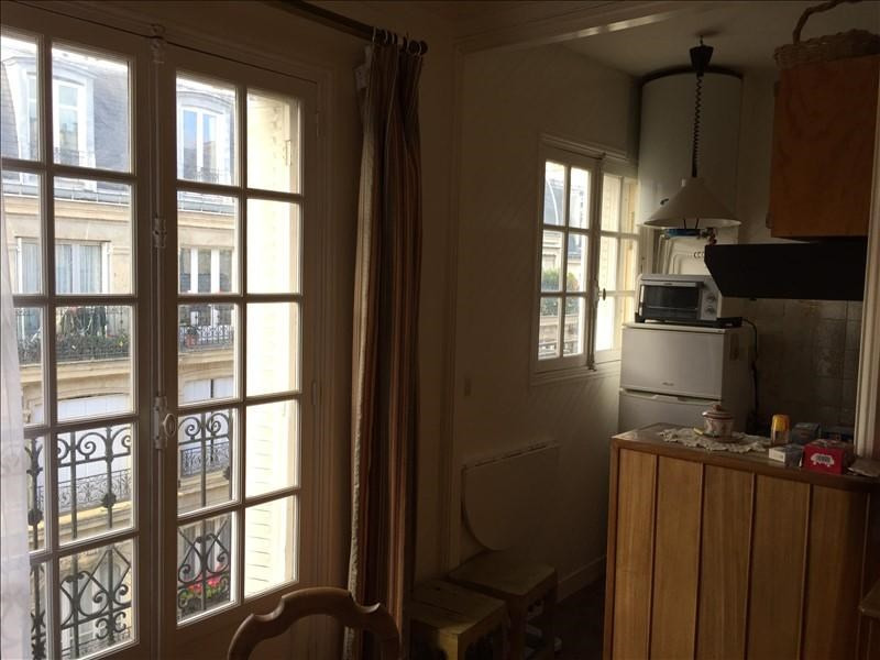 Sale apartment Paris 15ème 445 200€ - Picture 4