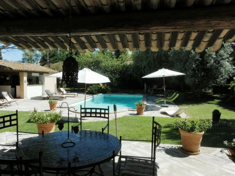 Sale house / villa Rochefort du gard 472 000€ - Picture 9