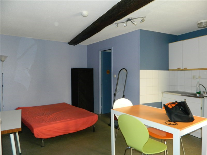 Rental apartment Roanne 260€ CC - Picture 1
