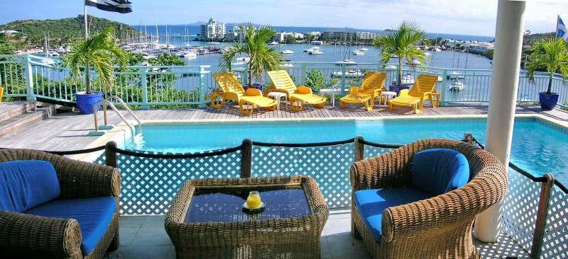 Deluxe sale house / villa St martin 870000€ - Picture 2