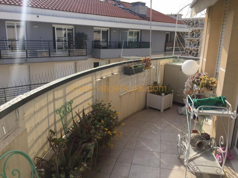 Life annuity apartment Nice 79 500€ - Picture 11