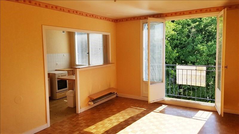Vente appartement Nantes 112500€ - Photo 1