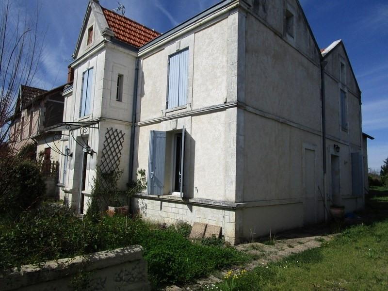 Sale house / villa Le pizou 107000€ - Picture 1