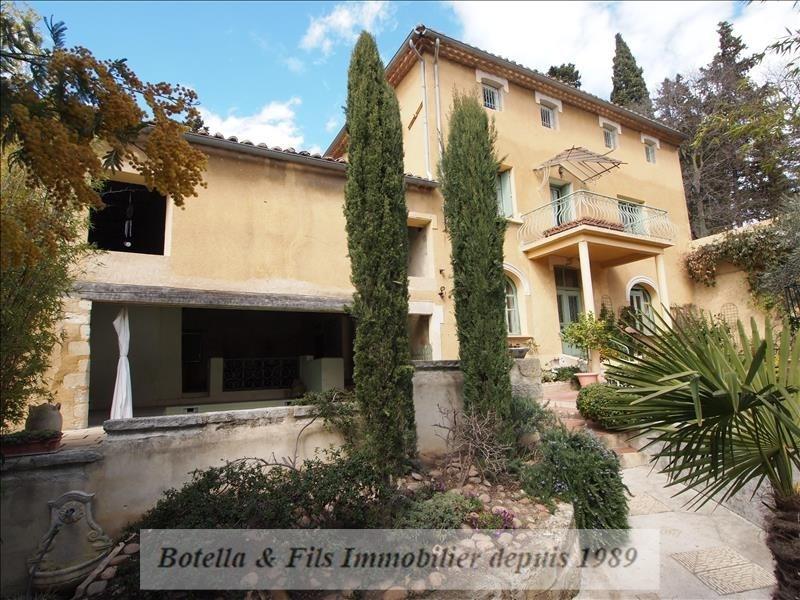 Vente maison / villa Uzes 526000€ - Photo 1