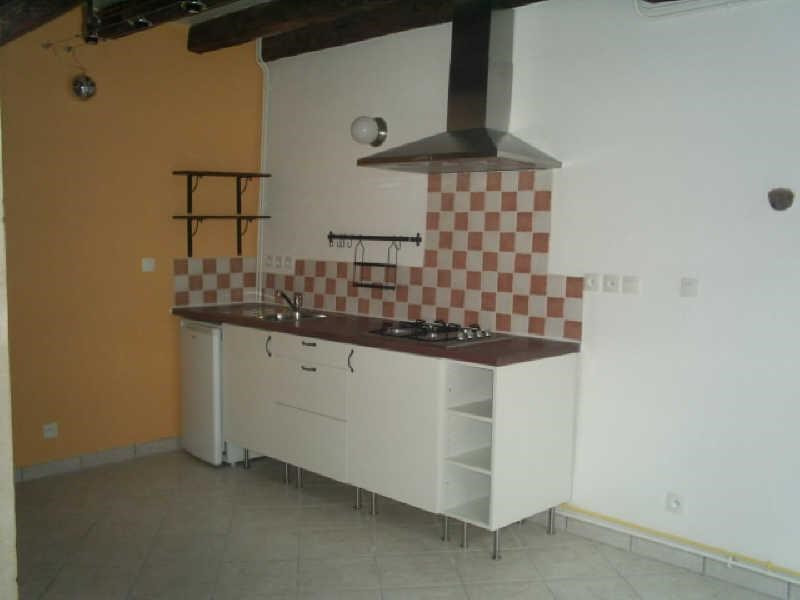 Rental apartment Villers cotterets 470€ CC - Picture 1