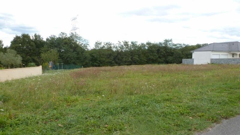 Vente terrain Navailles angos 76000€ - Photo 1