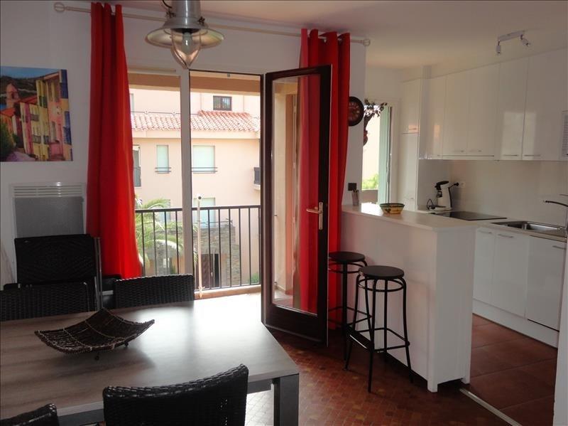 Sale apartment Collioure 217000€ - Picture 1