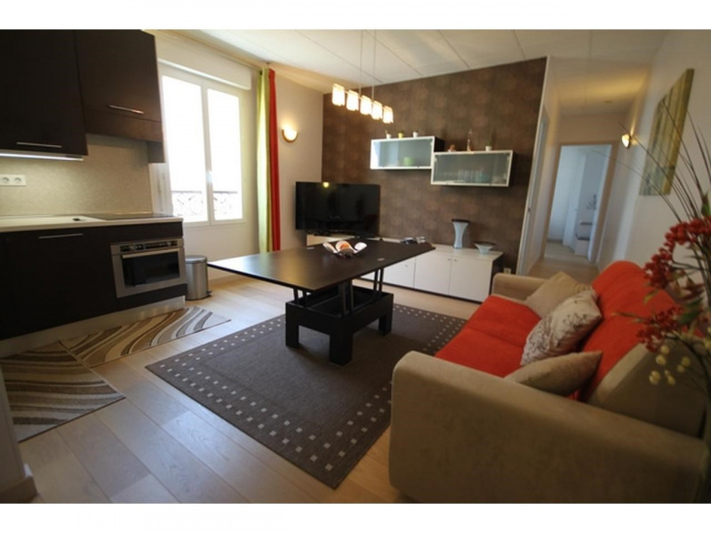 Rental apartment Nice 860€ +CH - Picture 3