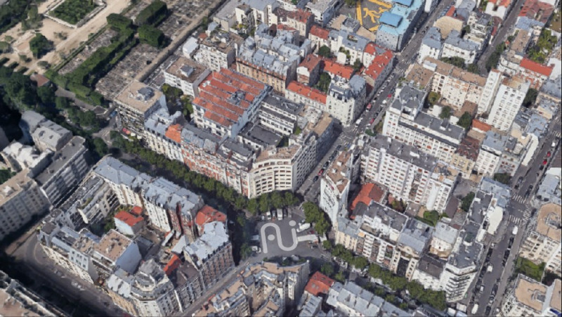 Murs Paris 2 pièce(s) 40 m2