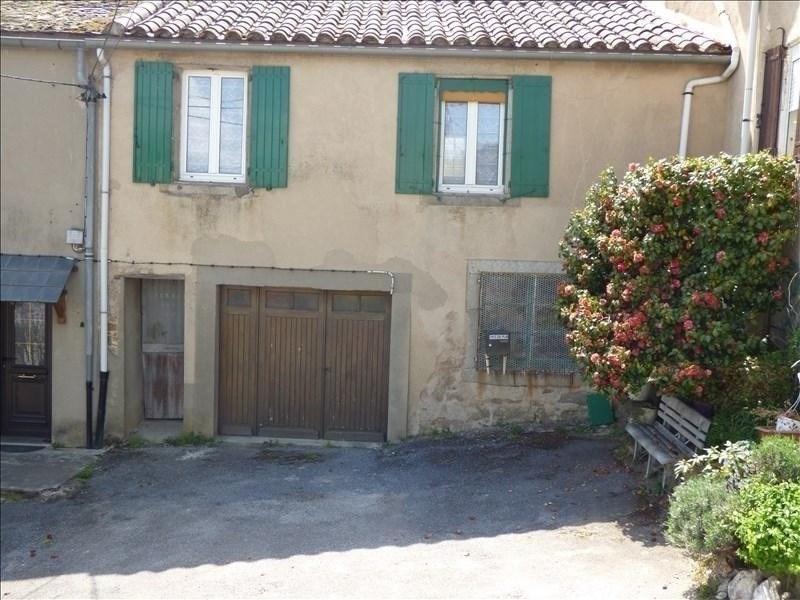 Vente maison / villa Mazamet 65000€ - Photo 1