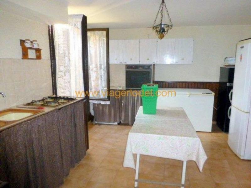 Vendita nell' vitalizio di vita casa La trinité 82000€ - Fotografia 4