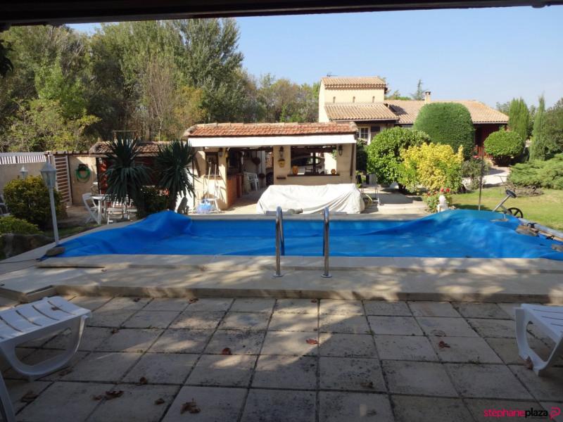 Vente maison / villa Entraigues sur la sorgue 370000€ - Photo 10