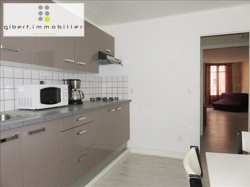 Sale apartment Le puy en velay 49900€ - Picture 5
