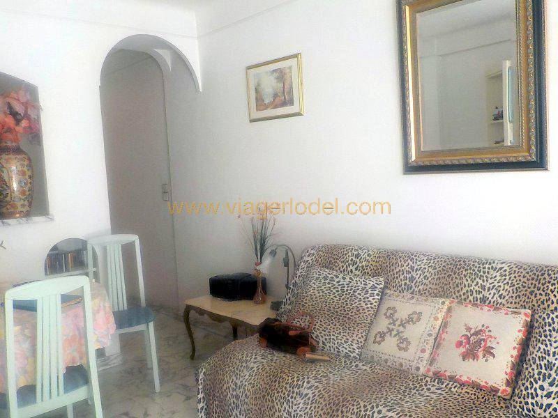Life annuity apartment Juan-les-pins 55 000€ - Picture 12