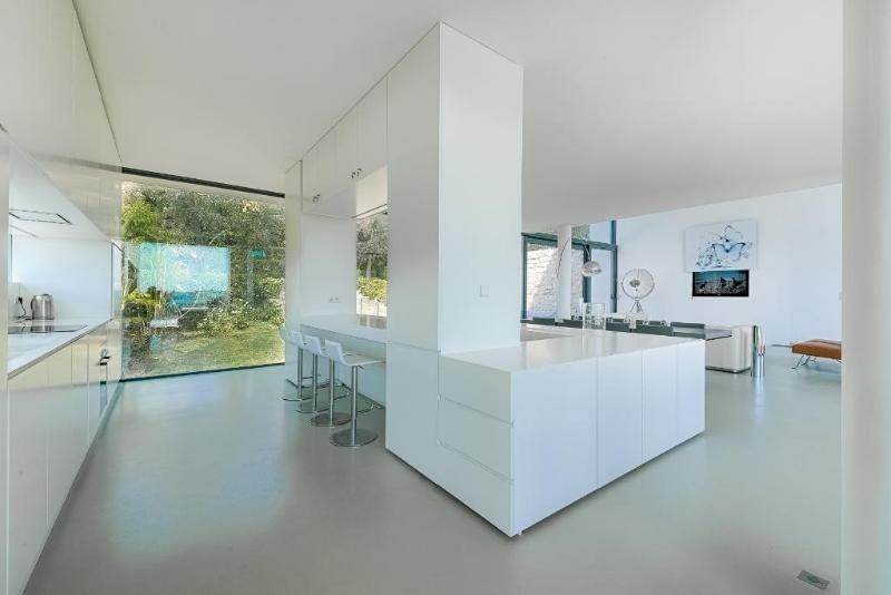 Vermietung von ferienwohnung haus Le golfe juan 7500€ - Fotografie 16