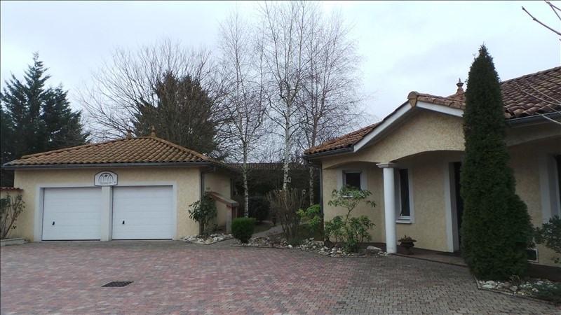 Vente maison / villa Meximieux 475000€ - Photo 2
