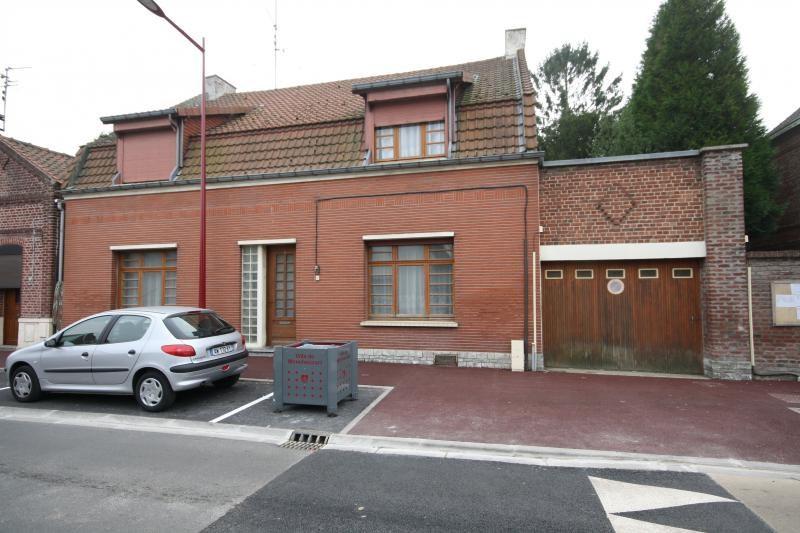Sale house / villa Monchecourt 135000€ - Picture 1