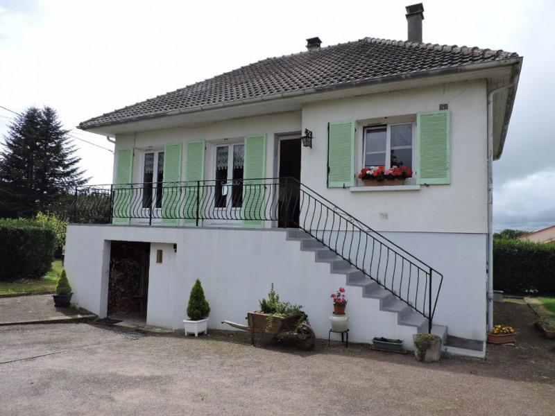 Vente maison / villa Peyrilhac 128400€ - Photo 1