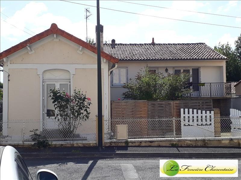 Sale house / villa Angouleme 158800€ - Picture 1