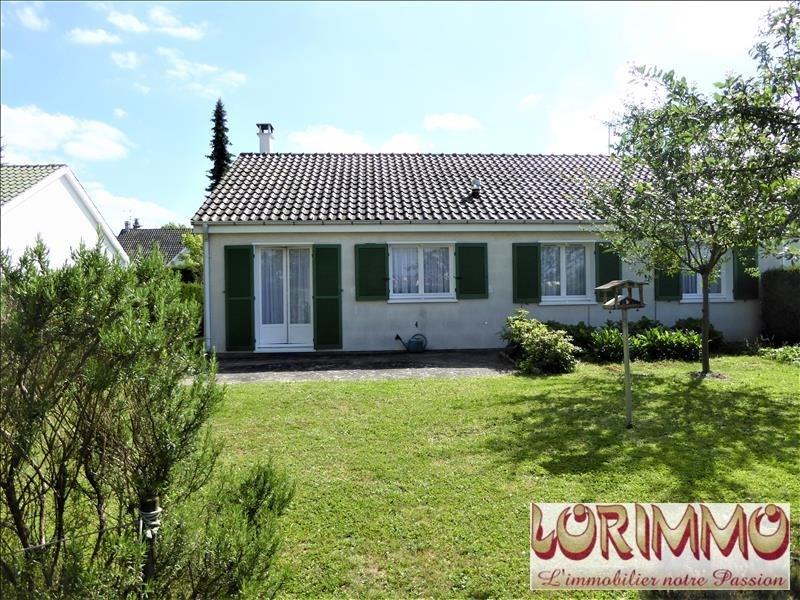 Vente maison / villa Mennecy 287000€ - Photo 10