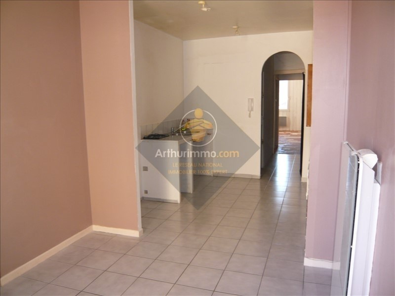 Rental apartment Sete 420€ CC - Picture 2