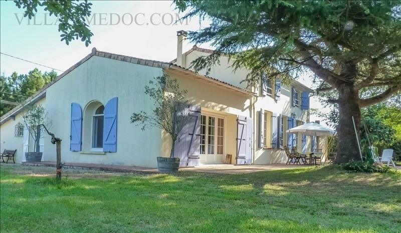 Vente maison / villa Jau dignac et loirac 347000€ - Photo 2