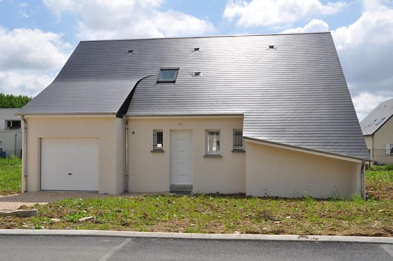 Maison  4 pièces + Terrain 690 m² Chambray-Lès-Tours par MAISONS D'EN FRANCE