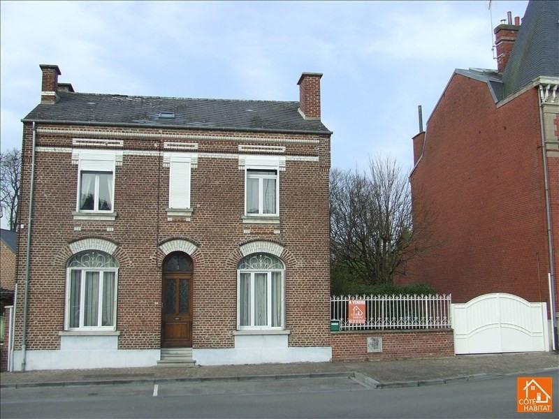 Sale house / villa Landrecies 156990€ - Picture 1