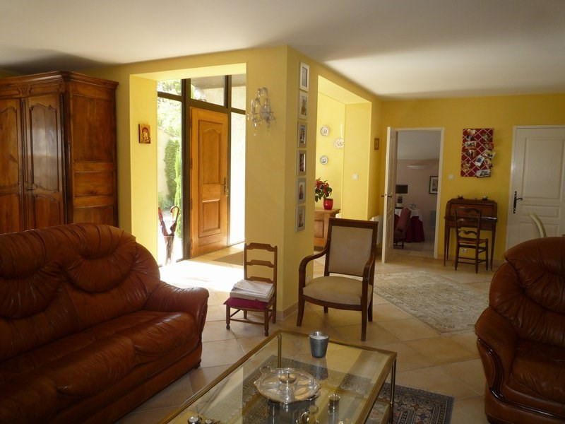 Sale house / villa Camaret sur aigues 388500€ - Picture 7
