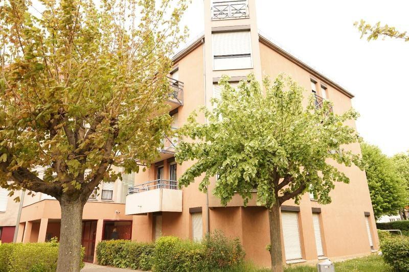 Verkoop  appartement Strasbourg 118000€ - Foto 1