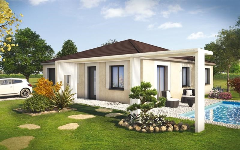 Deluxe sale house / villa Gradignan 385 984€ - Picture 1