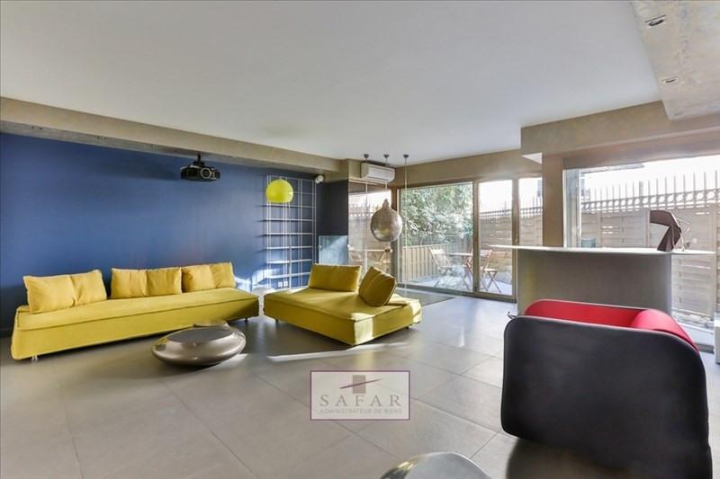 Vente de prestige appartement Paris 16ème 2180000€ - Photo 3