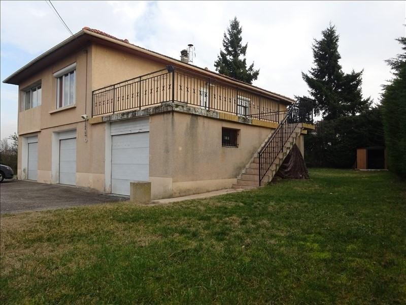 Vente maison / villa St genis laval 445000€ - Photo 1