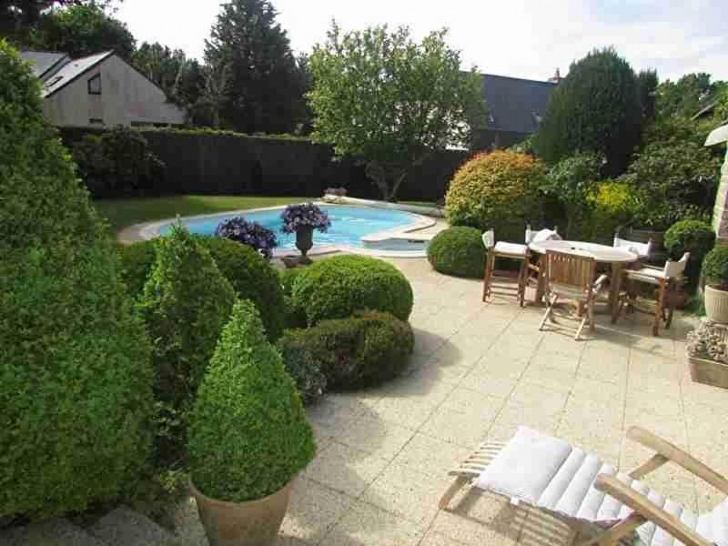 Revenda residencial de prestígio casa Ploemel 586850€ - Fotografia 7