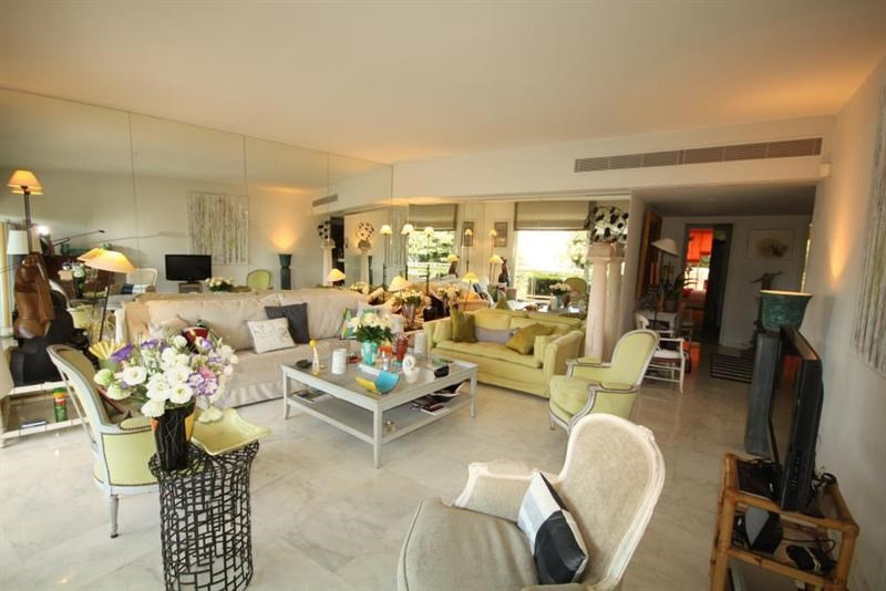 Location vacances appartement Cap d antibes  - Photo 4