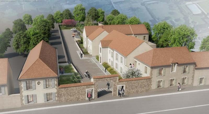 Vente appartement Bourron marlotte 140000€ - Photo 3
