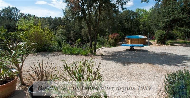 Venta  casa Barjac 472500€ - Fotografía 10